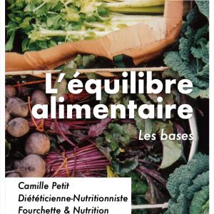 Les bases de l'équilibre alimentaire