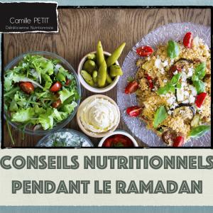 La nutrition pendant le Ramadan