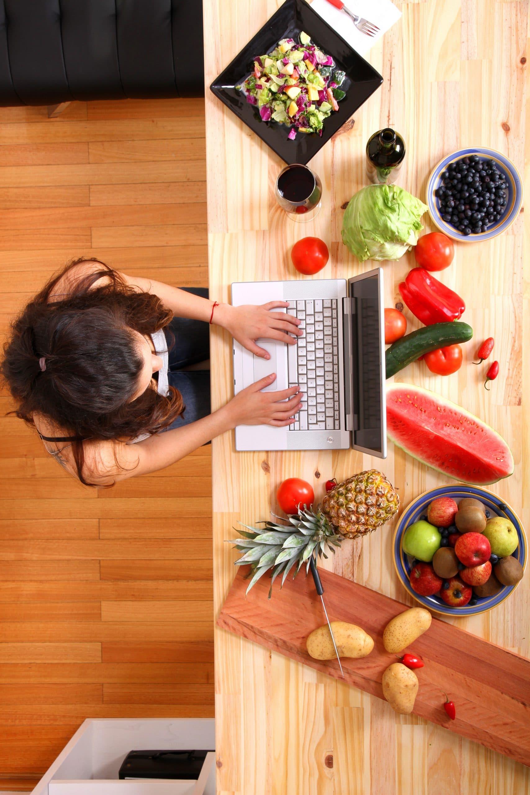 consultation nutritionniste